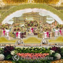 Wedding decoration tangerang wedding dress decore ideas evlin decoration junglespirit Choice Image