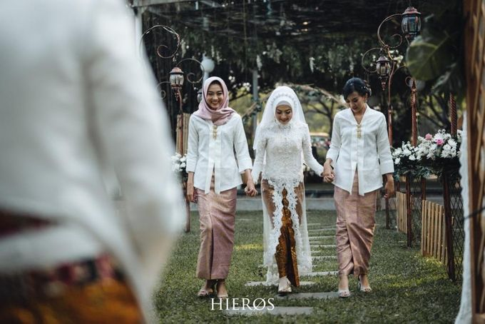 DIYAN & RIZCO by Raffles Hills Cibubur - On Green Garden Venue - 004