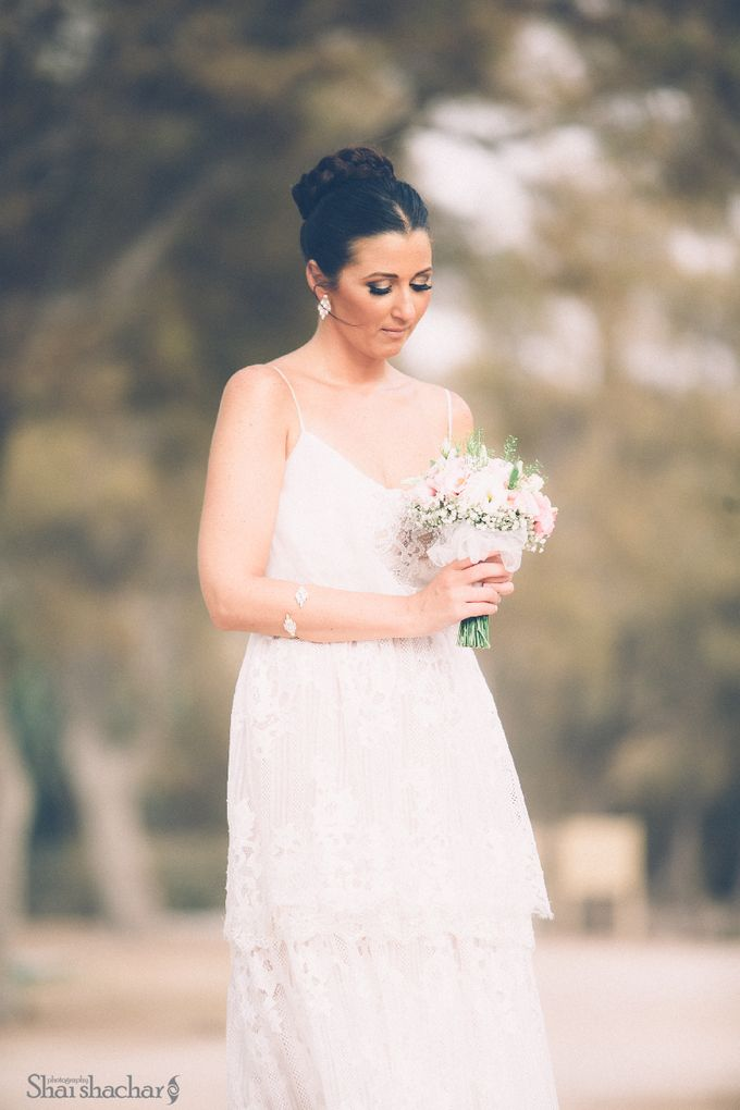 Simply Classic wedding by Vered Vaknin - 007