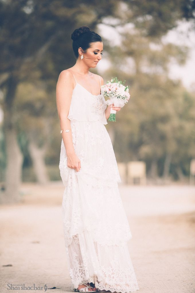 Simply Classic wedding by Vered Vaknin - 008