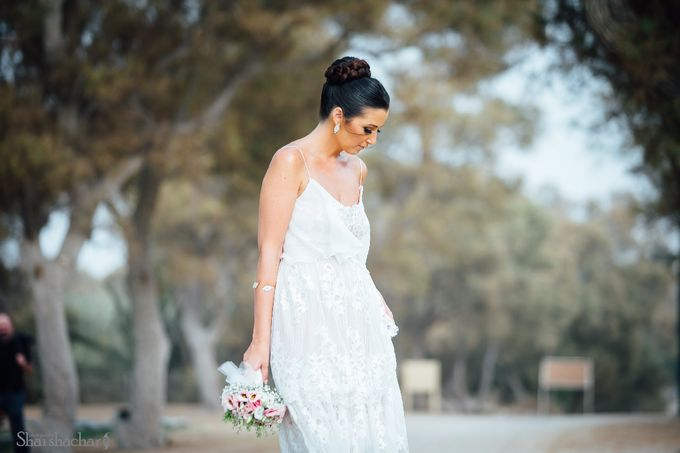 Simply Classic wedding by Vered Vaknin - 009
