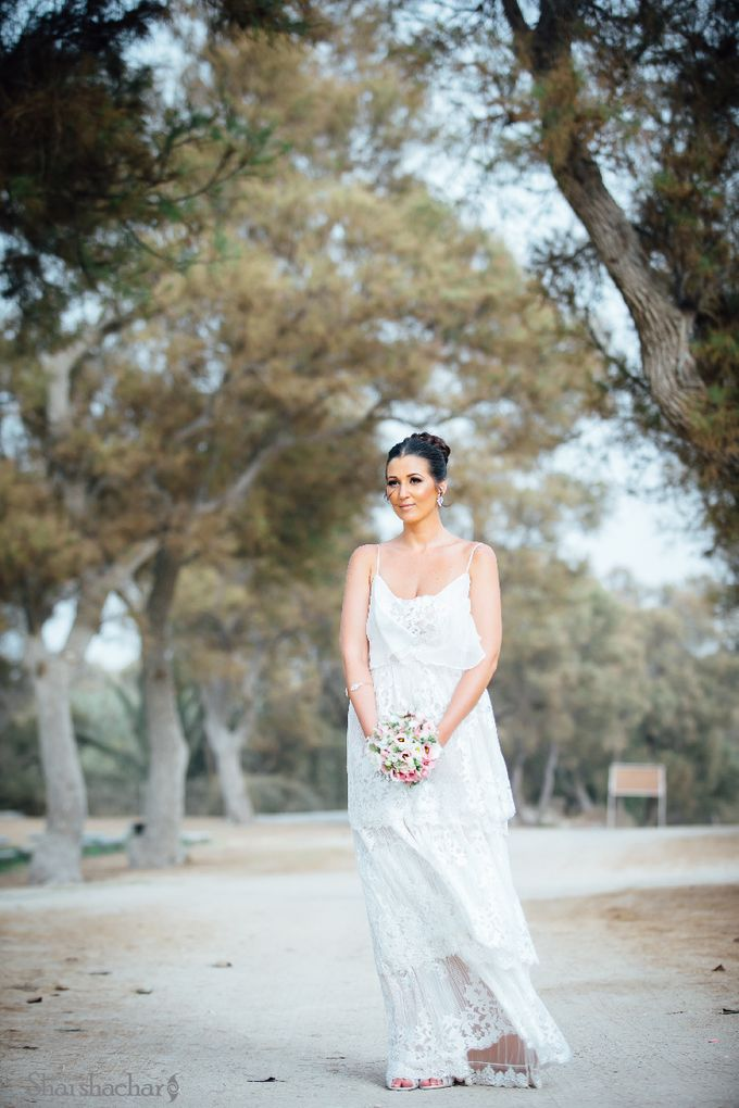 Simply Classic wedding by Vered Vaknin - 010
