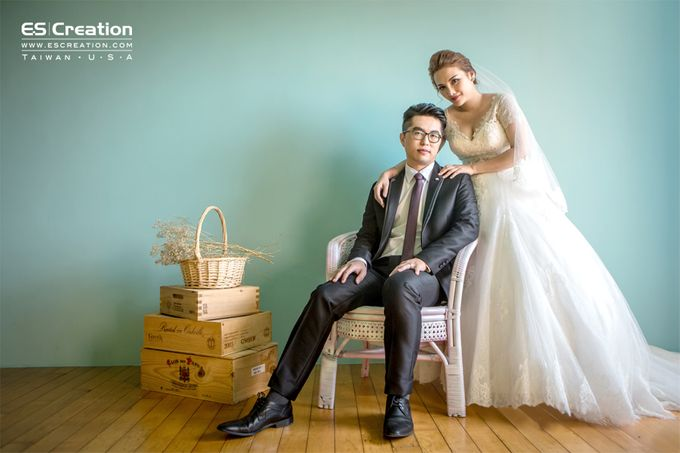 Pre wedding in Taiwan by ES Creation Photography - 010