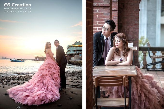 Pre wedding in Taiwan by ES Creation Photography - 011