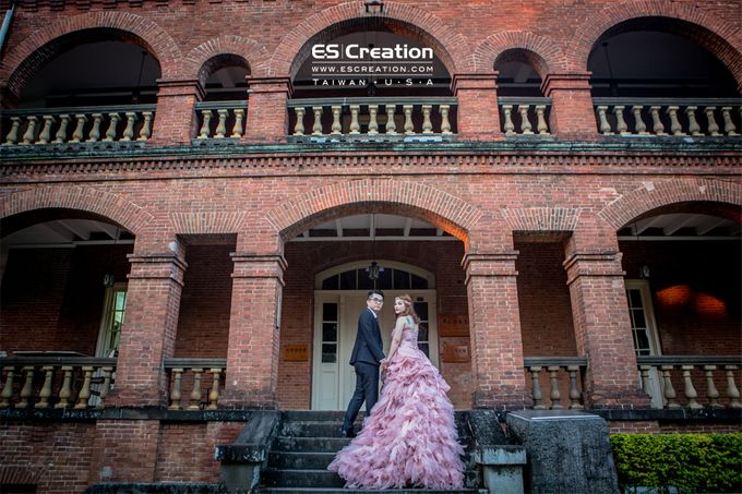 Pre wedding in Taiwan by ES Creation Photography - 012