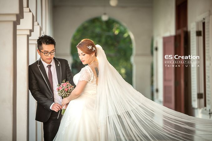 Pre wedding in Taiwan by ES Creation Photography - 013