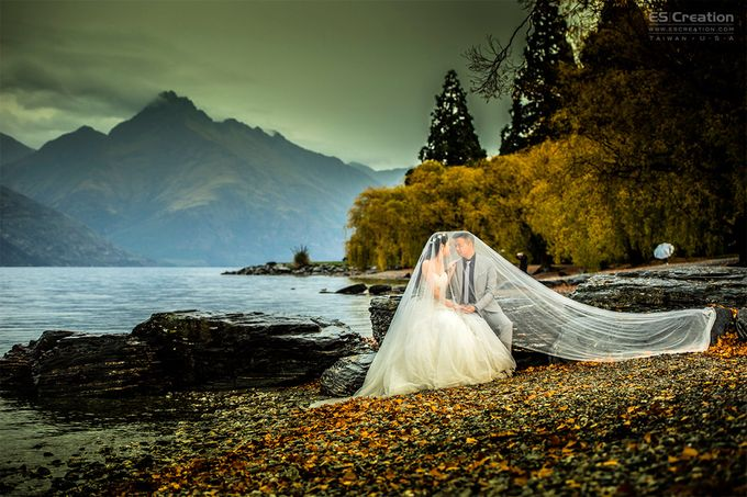 New Zealand Pre wedding by ES Creation Photography - 010