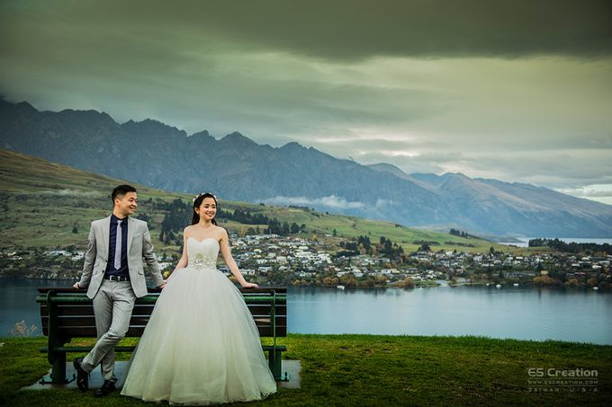 New Zealand Pre wedding by ES Creation Photography - 012