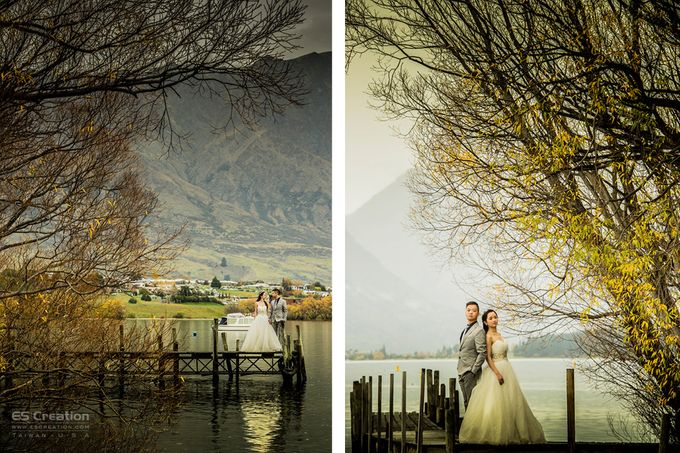 New Zealand Pre wedding by ES Creation Photography - 003