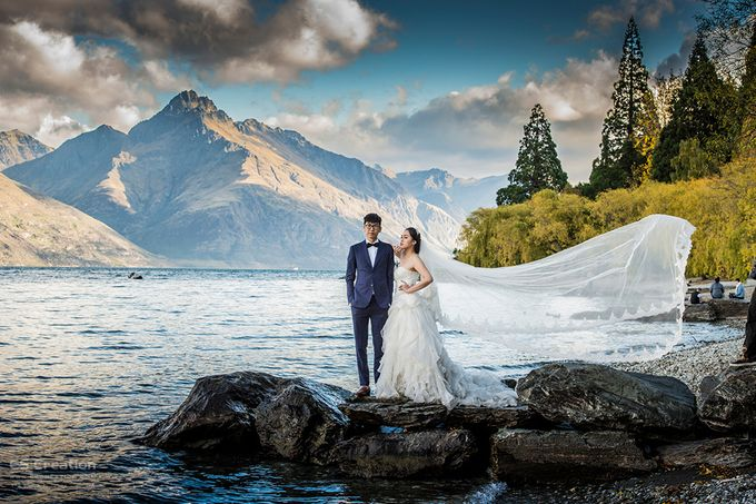 New Zealand Pre wedding by ES Creation Photography - 009