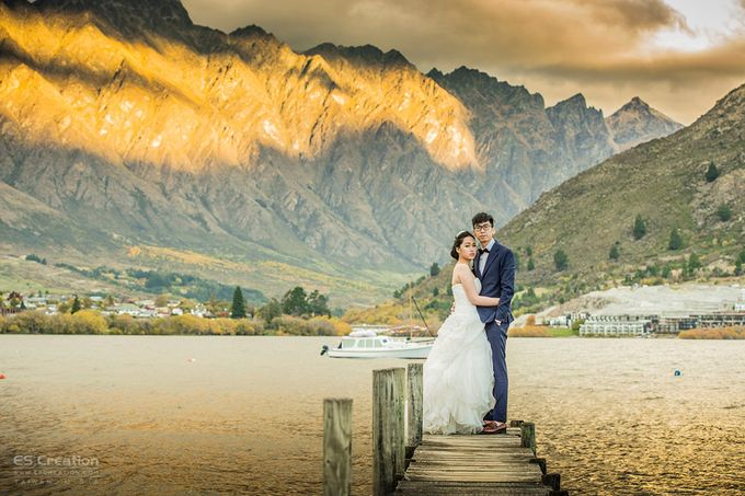 New Zealand Pre wedding by ES Creation Photography - 011