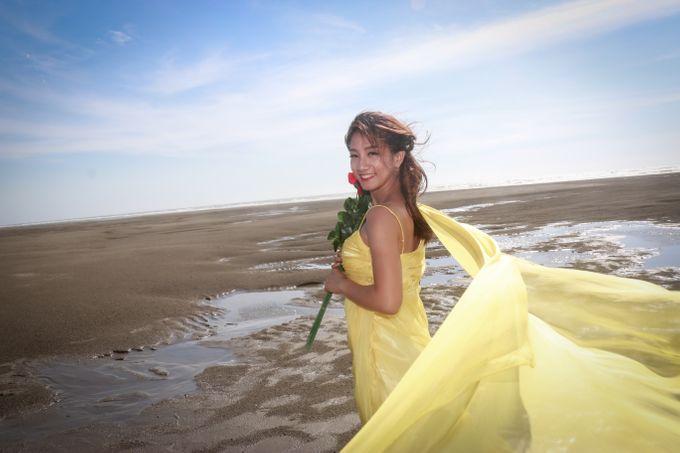 Beach Outdoor Photoshoot by Linda Meiling MUA - 012