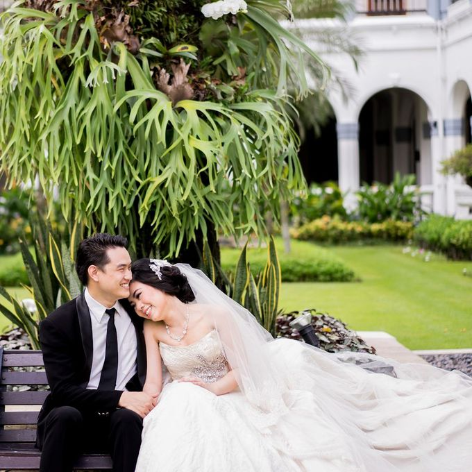 Prewed - Leo & Vanessa by Makeup by Ie - 006