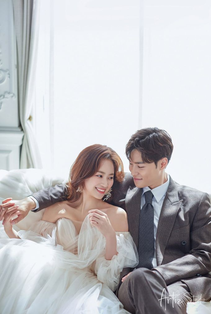 WHITE LOVE CONCEPT by Korean Artiz Studio - 004