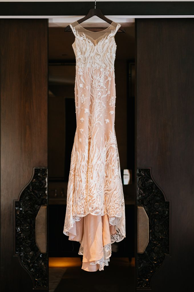 CELINE & PAUL WEDDING by Delapan Bali Event & Wedding - 026