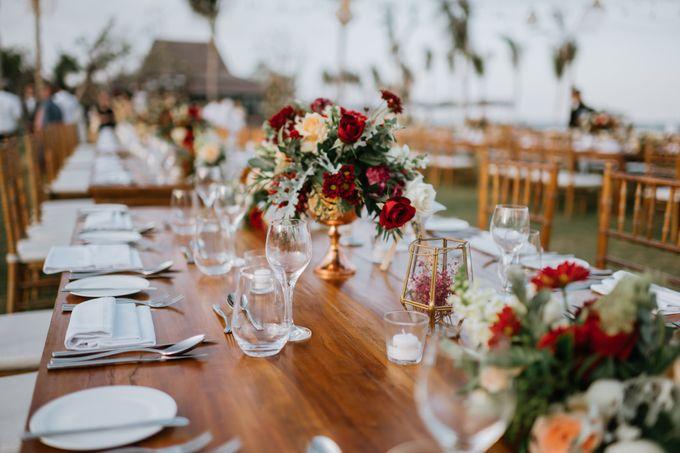 CELINE & PAUL WEDDING by Delapan Bali Event & Wedding - 033