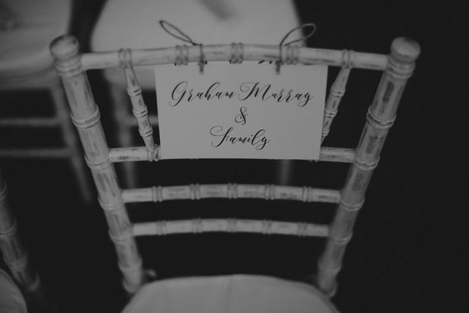 Wedding of Suzy & Fergus by Rosette Designs & Co - 010