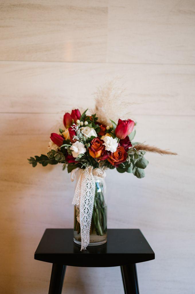 CELINE & PAUL WEDDING by Delapan Bali Event & Wedding - 001