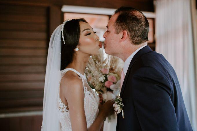Kiyomi & James Wedding by Delapan Bali Event & Wedding - 003