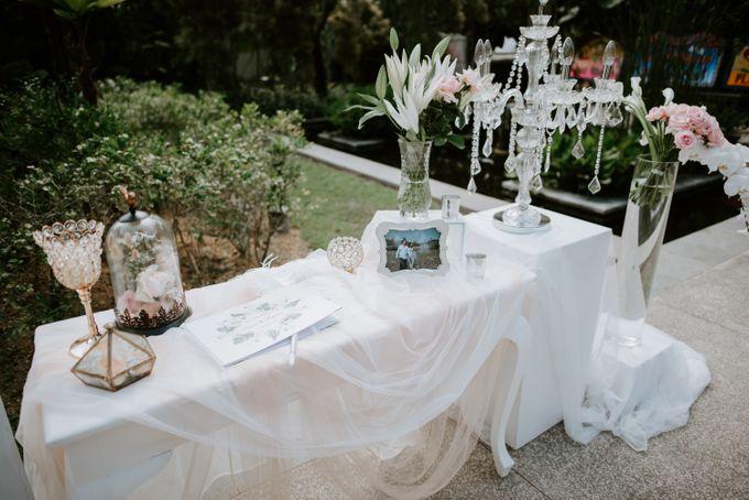 Kiyomi & James Wedding by Delapan Bali Event & Wedding - 004