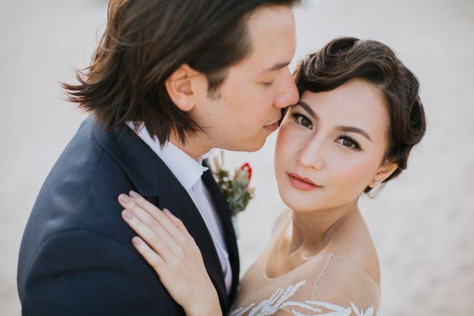 CELINE & PAUL WEDDING by Delapan Bali Event & Wedding - 013