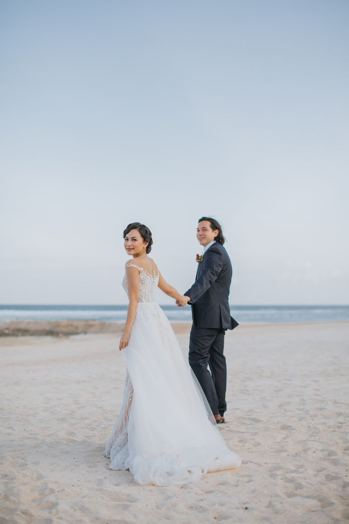 CELINE & PAUL WEDDING by The Apurva Kempinski Bali - 018