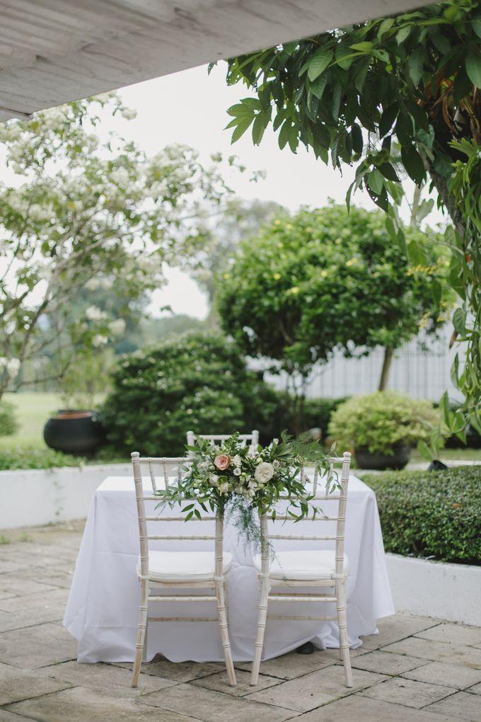 Wedding of Suzy & Fergus by Rosette Designs & Co - 011