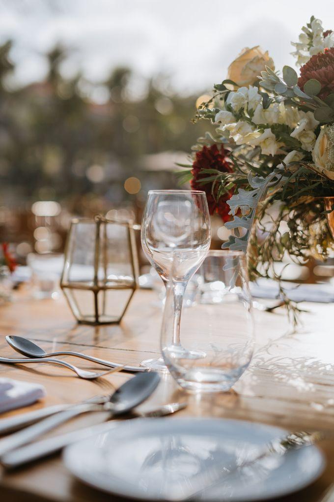 CELINE & PAUL WEDDING by Delapan Bali Event & Wedding - 034
