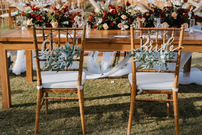 CELINE & PAUL WEDDING by Delapan Bali Event & Wedding - 036