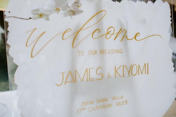 Kiyomi & James Wedding by Delapan Bali Event & Wedding - 006