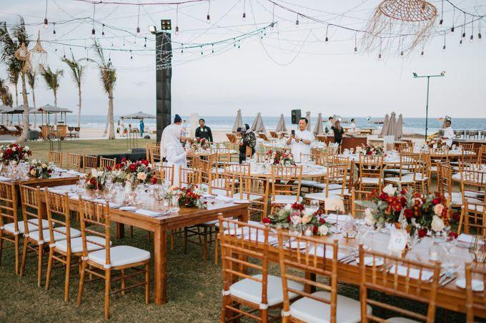 CELINE & PAUL WEDDING by Delapan Bali Event & Wedding - 038