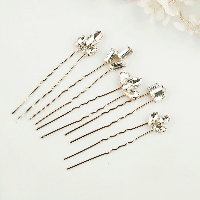 Vi Wedding Hair Pin 5pcs/set by Fairytale Undercover - 004