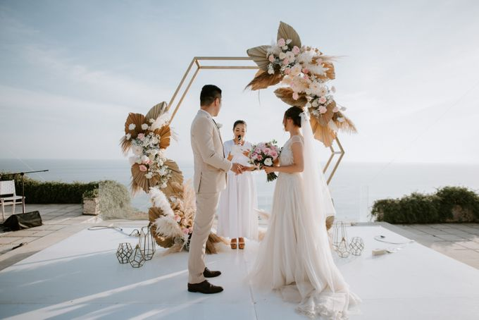 Rita & Ting Wedding by Delapan Bali Event & Wedding - 014