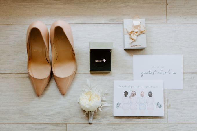 Rita & Ting Wedding by Delapan Bali Event & Wedding - 004