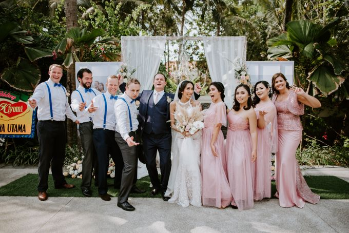 Kiyomi & James Wedding by Delapan Bali Event & Wedding - 007