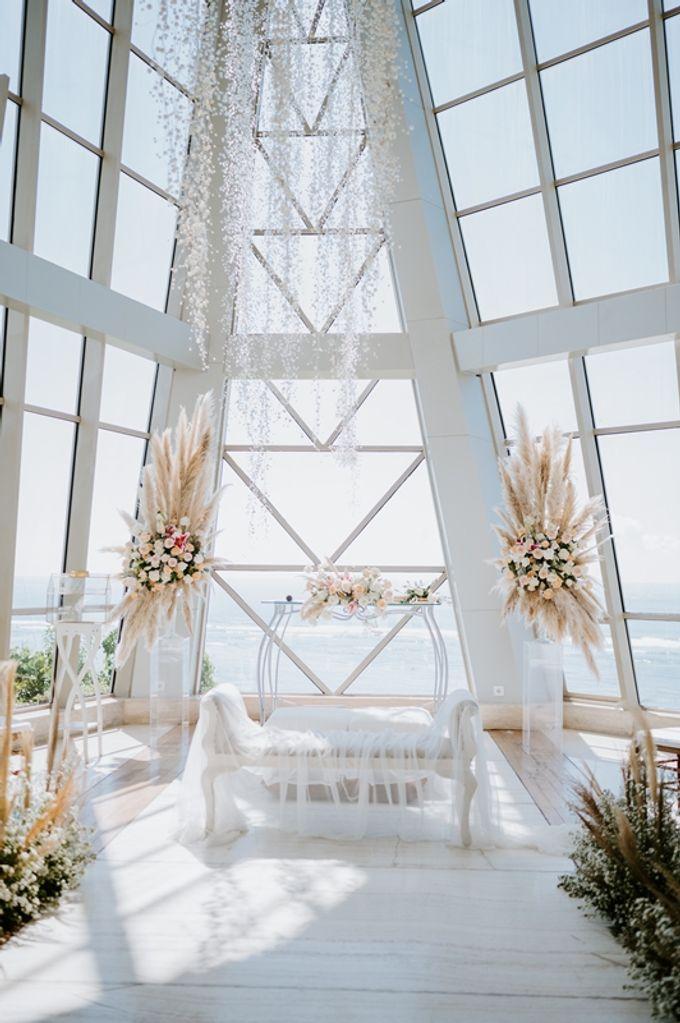 Wedding Sharon & Gera by Bali Izatta Wedding Planner & Wedding Florist Decorator - 001