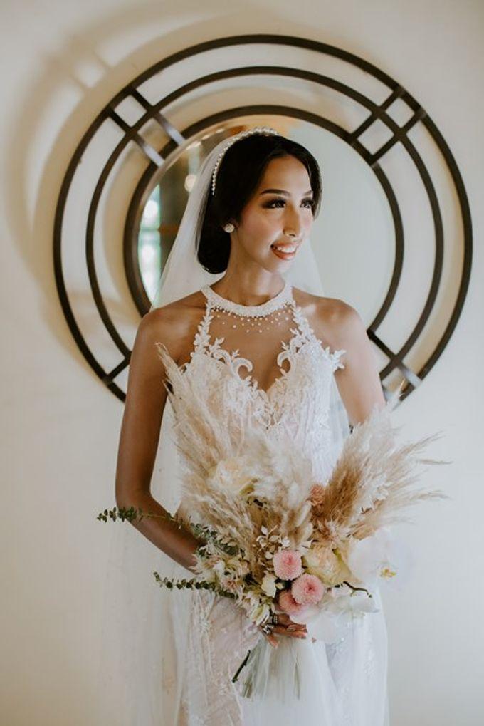 Wedding Kyomi & James by Bali Izatta Wedding Planner & Wedding Florist Decorator - 002