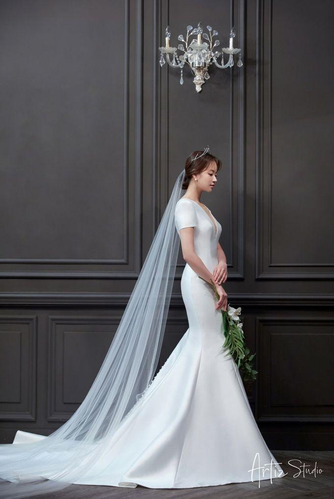 WHITE LOVE CONCEPT by Korean Artiz Studio - 005
