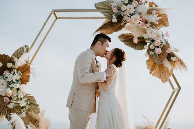 Rita & Ting Wedding by Delapan Bali Event & Wedding - 015