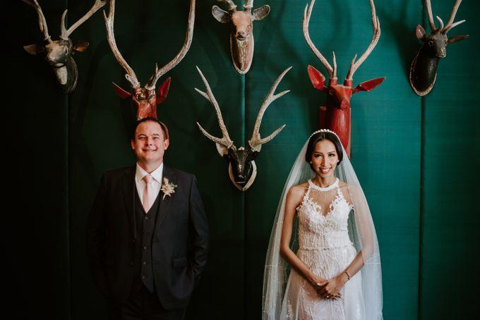 Kiyomi & James Wedding by Delapan Bali Event & Wedding - 011