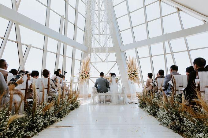 Wedding Sharon & Gera by Bali Izatta Wedding Planner & Wedding Florist Decorator - 002