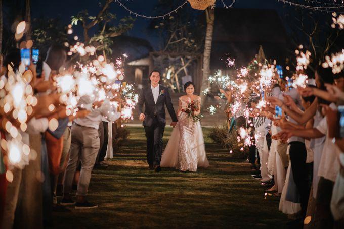 CELINE & PAUL WEDDING by Delapan Bali Event & Wedding - 020