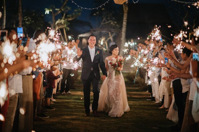 CELINE & PAUL WEDDING by The Apurva Kempinski Bali - 013