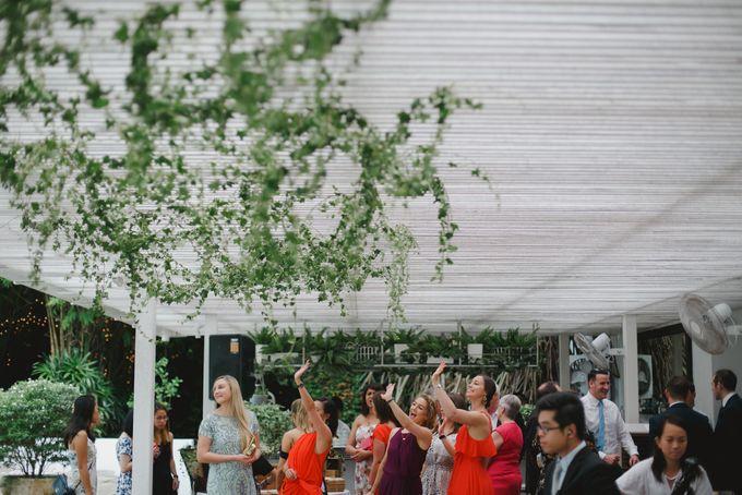 Wedding of Suzy & Fergus by Rosette Designs & Co - 019