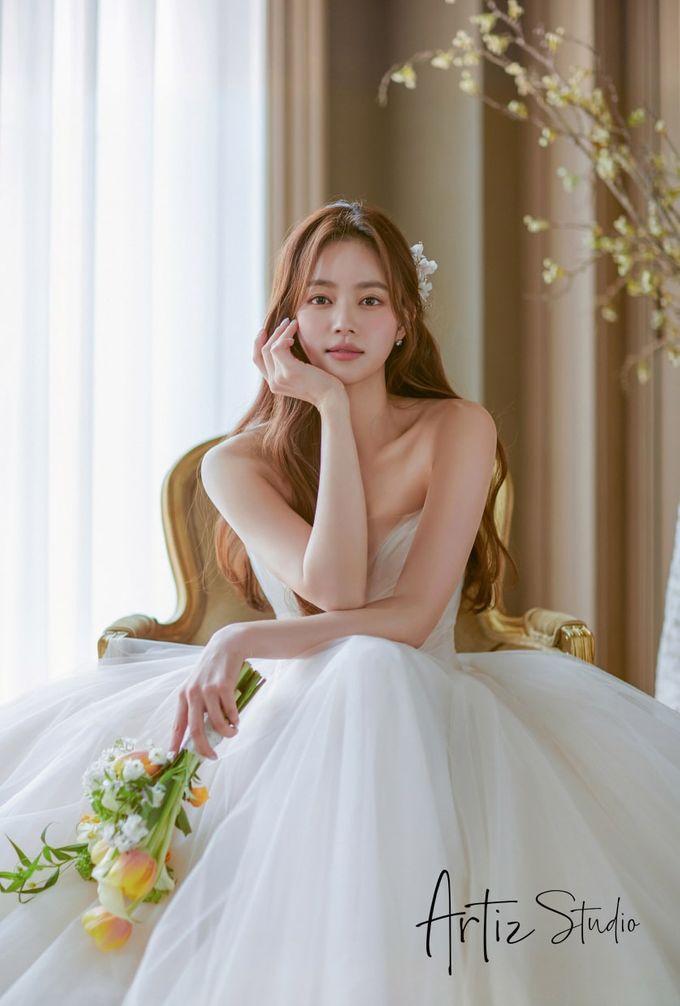 WHITE LOVE CONCEPT by Korean Artiz Studio - 002