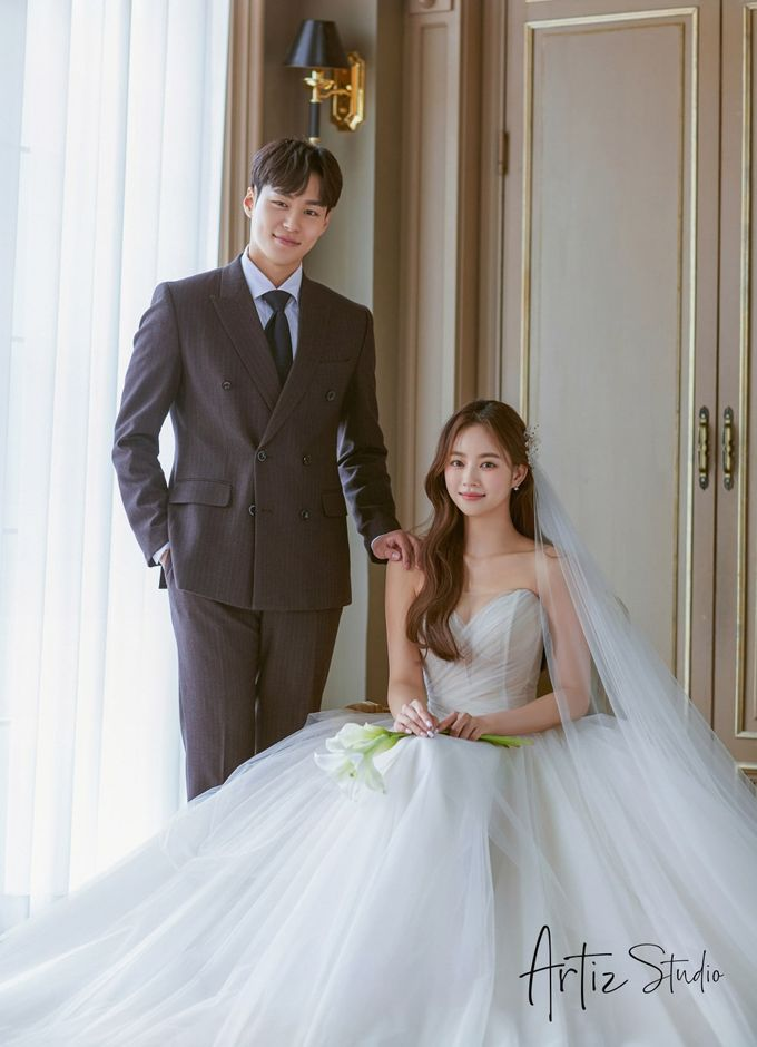 WHITE LOVE CONCEPT by Korean Artiz Studio - 001