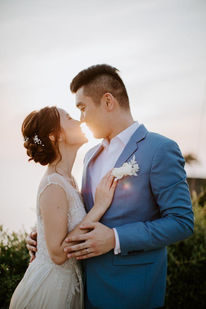 Rita & Ting Wedding by Delapan Bali Event & Wedding - 023