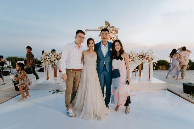 Rita & Ting Wedding by Delapan Bali Event & Wedding - 024