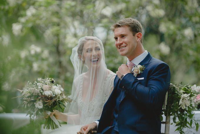 Wedding of Suzy & Fergus by Rosette Designs & Co - 022