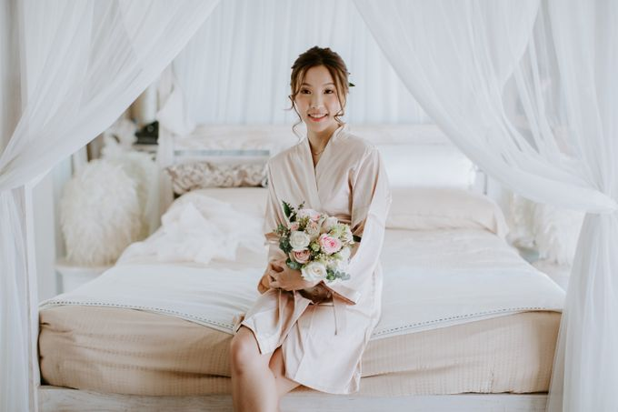 Rita & Ting Wedding by Delapan Bali Event & Wedding - 005